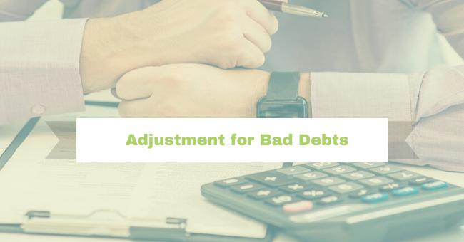 VATP024 -Bad Debts Adjustment in UAE – March 2021