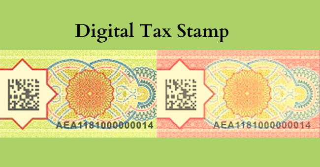A New Step in Excise Tax System: Digital Tax Stamp Scheme