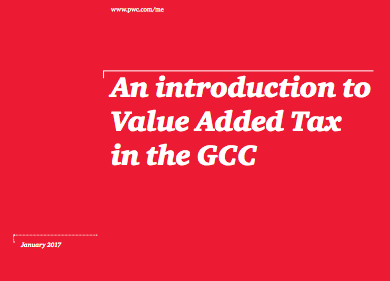 An introduction to Value Added Tax in the GCC