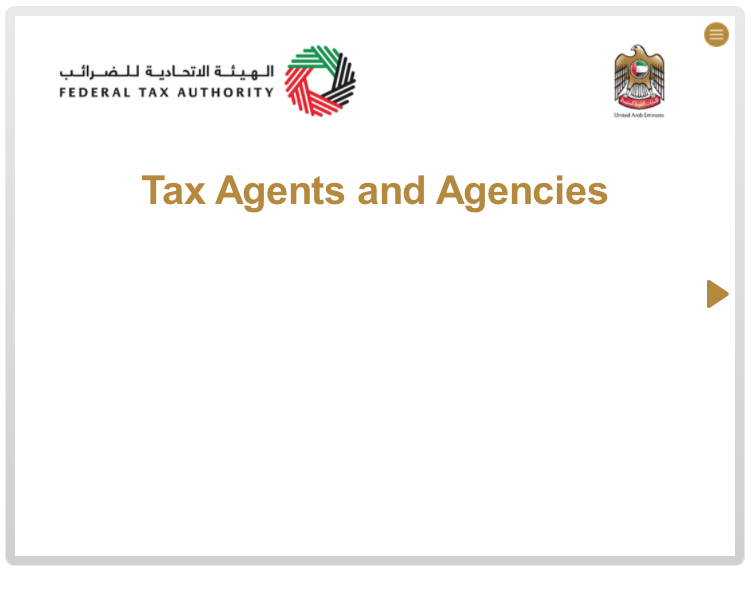 Tax Agents and Agencies